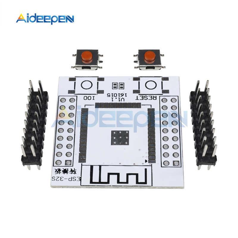 ESP32 ESP32S Nirkabel WIFI Bluetooth Modul Adaptor Papan UNTUK ARDUINO Dukungan untuk ESP-32 ESP-32S Pinboard Converter Modul