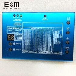 Professionale 4K T300S eDP Tester Schermo LCD per Monitor Display Built-In Corrente Costante Circuito di Richiamo