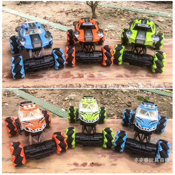 Drift Remote Control Climbing Car Wireless Stunt Car Can Laterally Drift Drift Off-road Vehicle Electric Toy Car Rc Car Wltoys фото