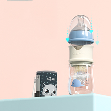USB Baby Milk Bottle Heating Cover Anti-scalding Anti-slip Insulation Bag Car Portable Milk Warmer Portable Baby Bottle