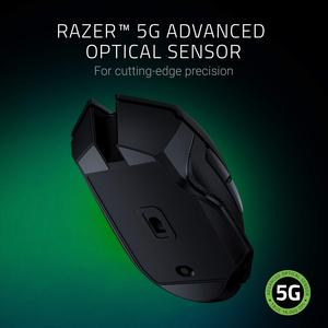 Image 3 - Razer Basilisk X Hyperspeed Wireless Gaming Mouse: Bluetooth & Wireless Compatible 16000DPI DPI Optical Sensor