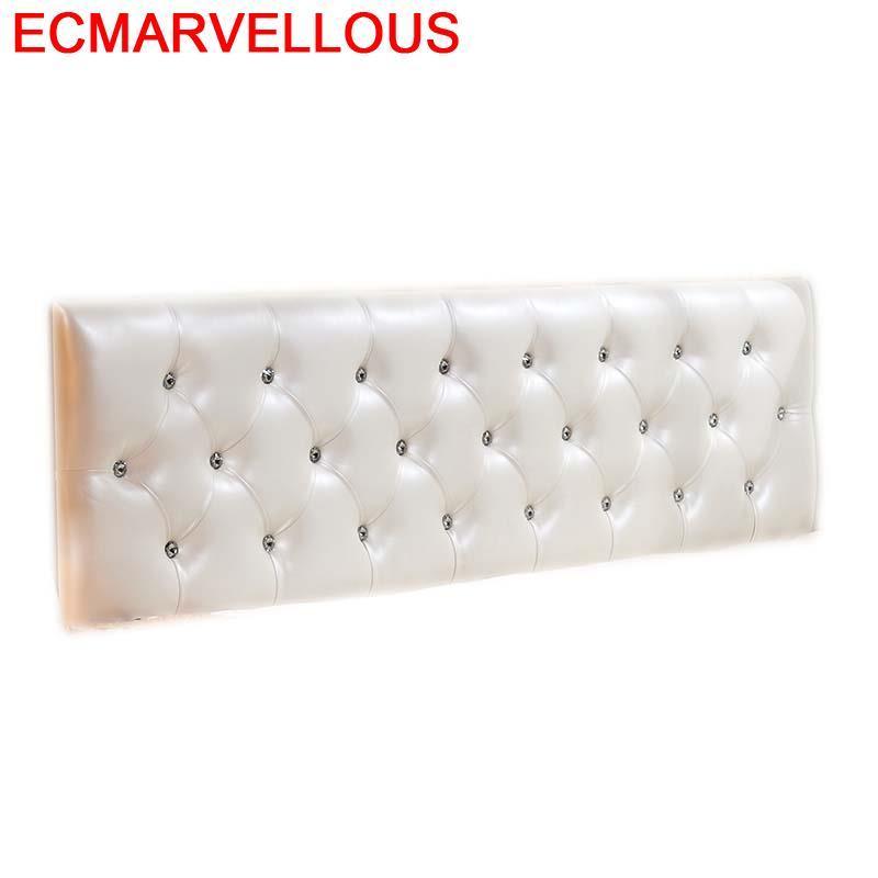 Coucher Cushion Cabezero Enfant Cabezal Cabeceira Madera Modernos Coussin Capitone Bed Pared Tete De Lit Cabecero Cama Headboard