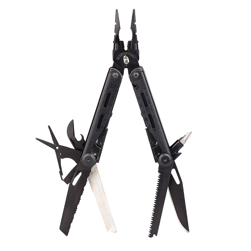 Multitools Camping HX Mini 420 Outdoors Pliers Plier Steel Folding Screwdriver EDC Fishing Scissors Knife Survival Stainless