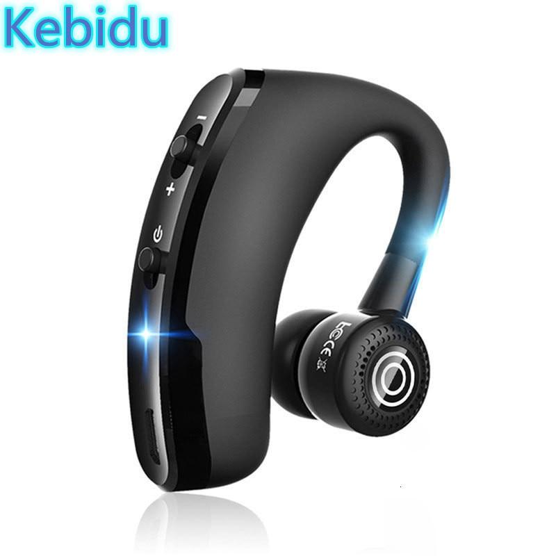 Kebidu Auricular Bluetooth V5 0 Auriculares Inalambricos Mini Manos Libres Auriculares 24hrs Hablar Con Microfono Auriculares Para Telefono