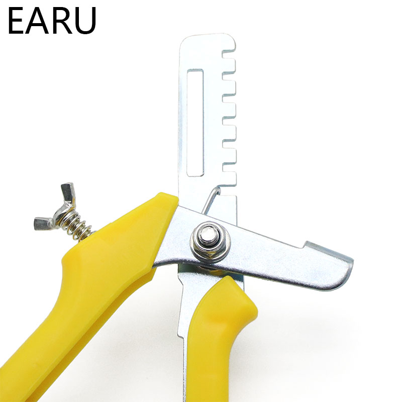 H840f3ab6ecd347dca0f65294be406c8bC - Accurate Tile Leveling Pliers Tiling Locator Tile Leveling System Ceramic Tiles Installation Measurement Tool