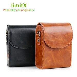Image 1 - Retro Camera Leather Case Bag for SONY RX100 VII VI V VA IV III II HX90V HX90 HX80 HX99 HX95 HX60V HX50 HX30 HX20 HX10