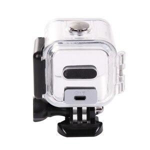 Image 2 - Voor Gopro Actino Camera Sessie Waterdichte Shell Case Voor Hero 4 5 Sessie Onderwater Behuizing Doos Gopro Sport Accessoires