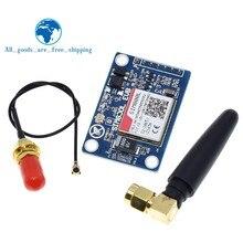 1 zestaw SIM800L V2.0 5V bezprzewodowy moduł GPRS GSM czterozakresowy W/kabel antenowy Cap