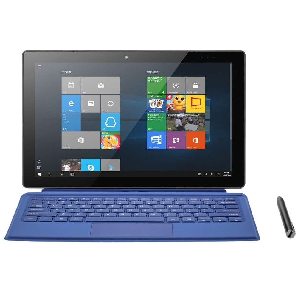 PIPO W11 2 en 1 tablette 11.6 pouces Win 10 Intel N4100 Quad Core 4 go RAM 64 go EMMC 256 go SSD 1920*1080 Wifi avec clavier et stylo