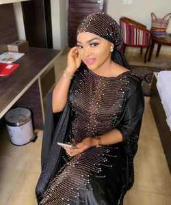 Image 3 - فساتين إفريقية للنساء 2019 أفريقيا ملابس مسلم فستان طويل جودة عالية طول موضة فستان أفريقي لسيدة