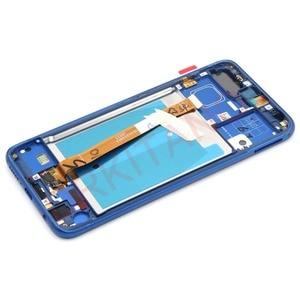 Image 5 - Дисплей DRKITANO для Huawei Honor 10, ЖК дисплей, сенсорный экран с рамкой для Honor 10, ЖК экран + Замена отпечатка пальца