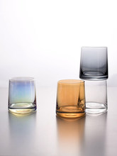 Colorful Glass, Household Whiskey Glass, Cold Water Glass, Beer Glass, Drink Glass