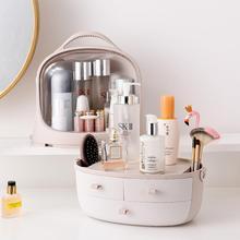 2019 NEW Makeup Organizer Box Jewelry Nail Polish Plastic Home Desktop For Cosmetics