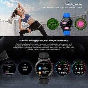 Image 3 - LEMFO ساعة ذكية لتحديد المواقع الرجال M5S 2G مقاوم للماء IP67 معدل ضربات القلب المقتفي ضغط الدم رصد بلوتوث المكالمات Smartwatch