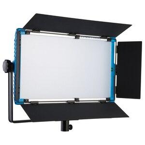Image 4 - 75W Yidoblo A 2200BI LED וידאו תאורת DMX פנל Ultra בהיר חם & קר מקצועי סטודיו צילום להמשיך תאורה