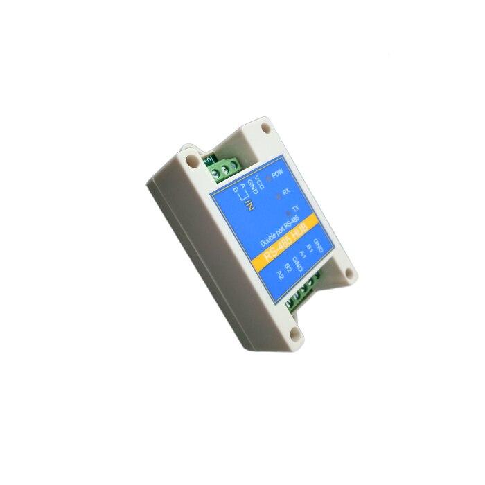 485 ретранслятор промышленного класса двухсторонний усилитель сигнала RS485/422 485 концентратор анти-помеховое расширение связи