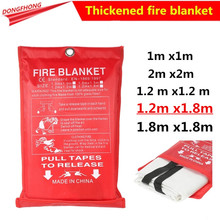 Fire-Blanket Extinguishing-Tools Escape Material.fire Special