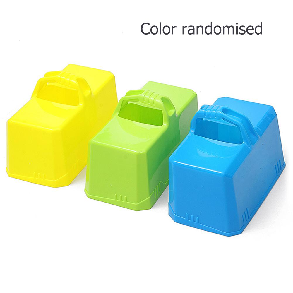 Funny Outdoor Winter Snow Block Snow Sand Mold Plastic Castle Foundation Brick Maker Mould Kids Children Playing Supplies