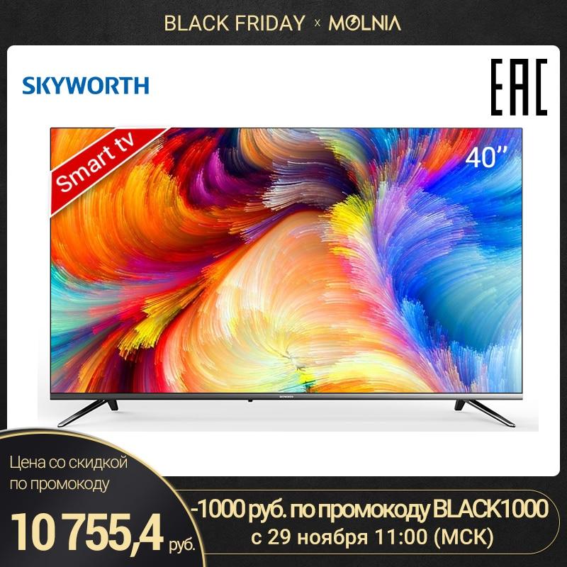 Tv de 40 polegadas tv skyworth 40e20s fullhd smart tv