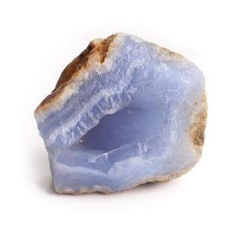 1Pc Natural Raw Blue Chalcedony Irregular Rough Crystal Stone Quartz Specimen Minerals Healing Gift Decor 100% natural quartz crystal egg 1pc