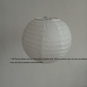 "Image 5 - 30 pcs לבן נייר פנס מגוון גדלים של 4 "" 14"" סיני מפיון לחתונות תינוק מקלחת חג המולד מסיבות ואירועים דקור"
