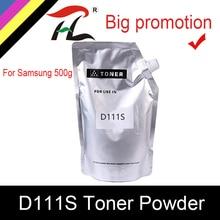 HTL 500G D111S 111S Refill TonerผงสำหรับSamsung M 2020 2020W 2022 2022W 2070 2070W 2070F 2071 2074FW