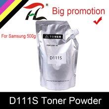 Htl 500G D111S 111S Refill Toner Poeder Compatibel Voor Samsung M 2020 2020W 2022 2022W 2070 2070W 2070F 2071 2074FW