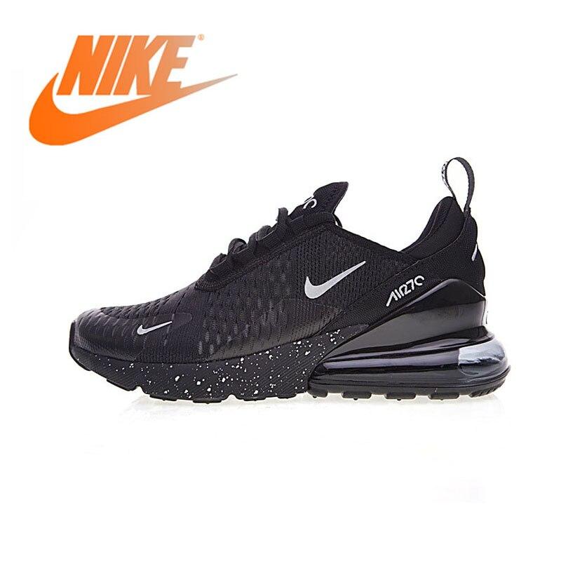 Original authentique Nike Air Max 270 chaussures de course pour hommes sport baskets de plein Air respirant confortable léger course AH8050
