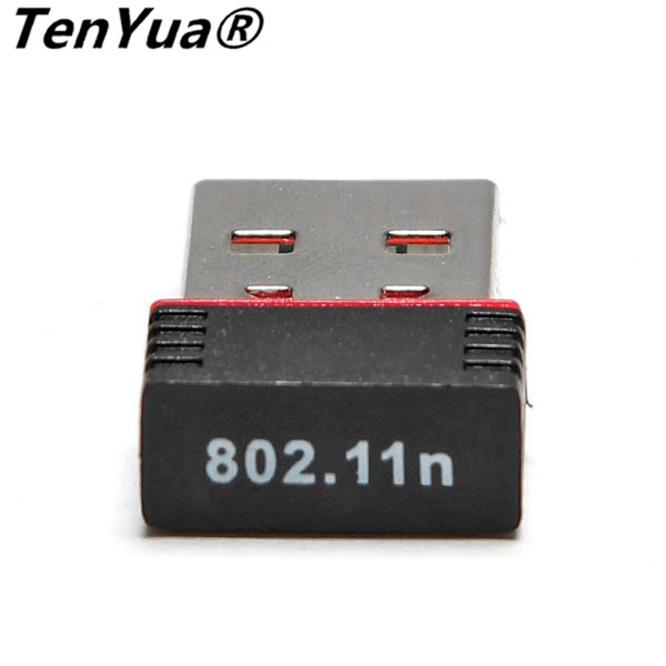 USB Networking Card 802.11 B/g/n 2.4GHz LAN Adapter 2.0 WiFi Wireless Network MT7601 150Mbps Wireless Adapter 150M