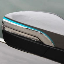 Крышка зеркала заднего вида автомобильная накладка для skoda