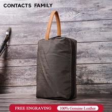 CONTACTS FAMILIE Portable Storage Tasche Kabel Tasche Organizer Drähte Ladegerät Digitale Reisetasche Zipper Lagerung Beutel Zubehör