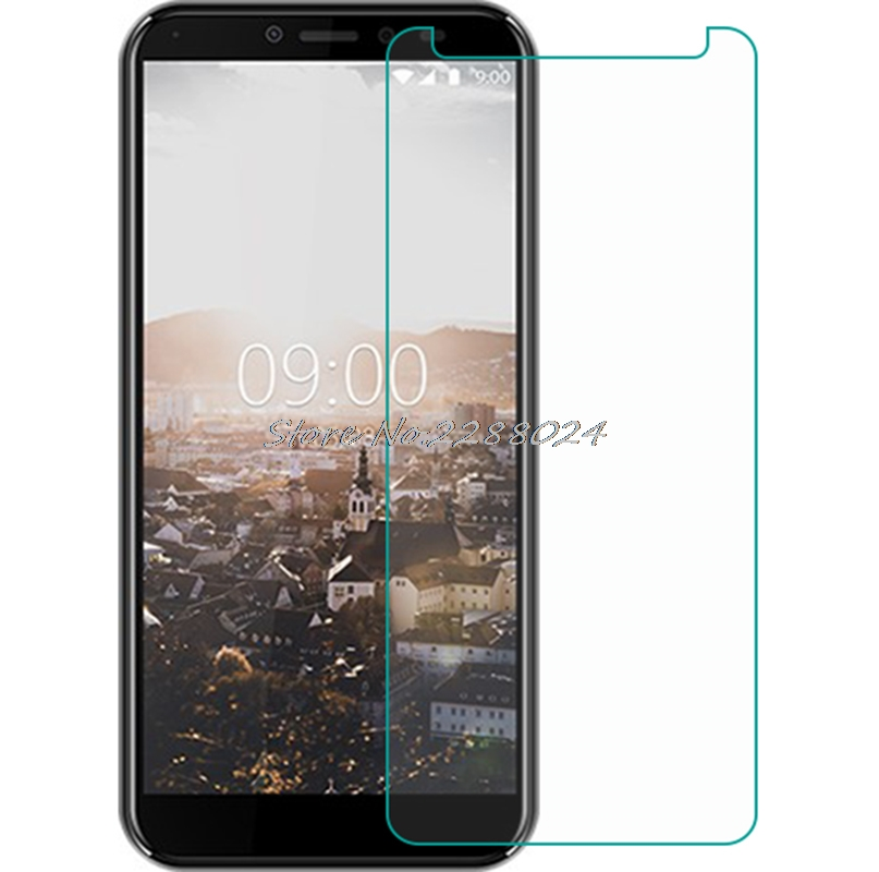 "Tempered Glass For BQ 5528L Strike Forward 5.45"" cover Screen Protector 2.5D 9H Premium Protective Film"