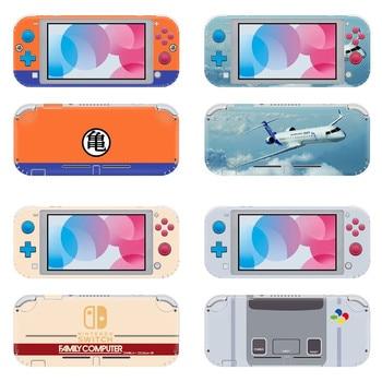 Decal Gaming Skin for Nintendo Switch Lite -Color Blast Design NS lite skin sticker 1