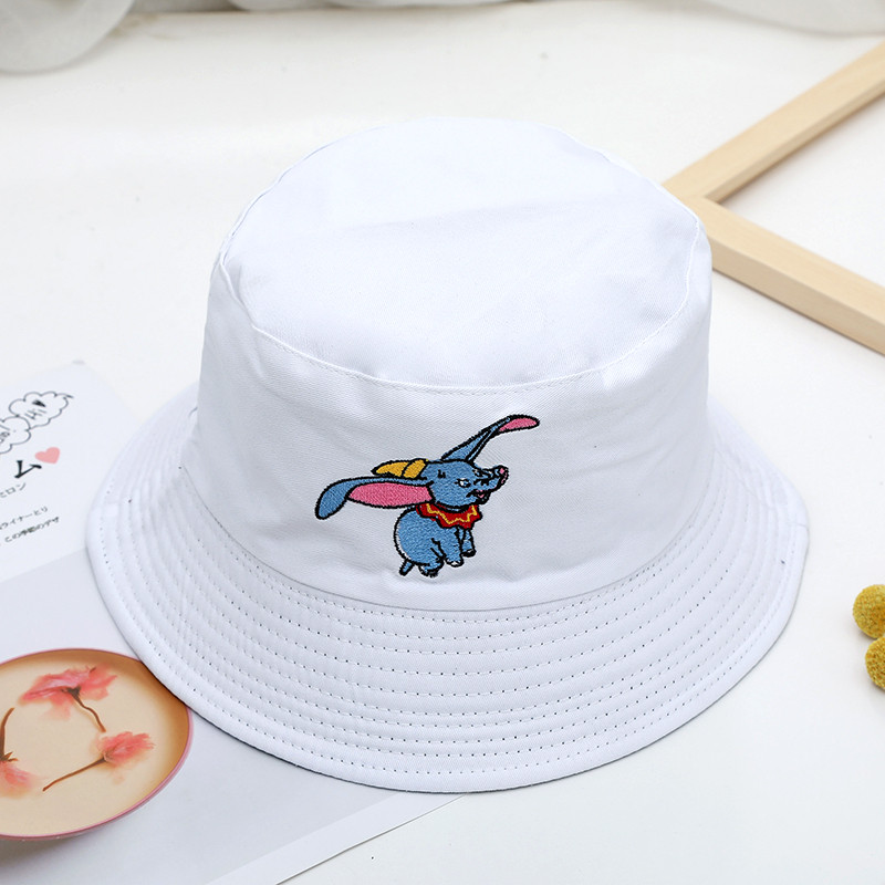 Fishermans Hat Unisex Adult For Women Men Fisherman Harajuku Print Embroidery Cotton Outdoor Summer Casual Hats