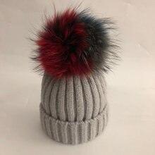 Зимние шапки lvtzj повседневные Новые с натуральным лисьим мехом