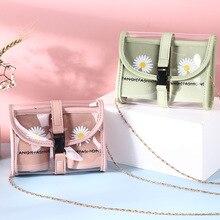 Венто Мареа ПВХ ясно сумки для женщин к 2020 году новых летняя Прозрачная сумка желе маленькая девочка кошелек и сумочка Белый