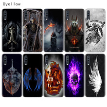 Uyellow Grim Reaper Skull Phone Case For Samsung A10 A20 A30 A40 A50 A60 A70 A80 A20E Cover Galaxy M10 M20 M30 M40 Coque