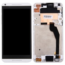High quality For HTC Desire 816G / 816H LCD Screen and Digitizer Full Assembly with Frame jskei для htc 816h lcd black
