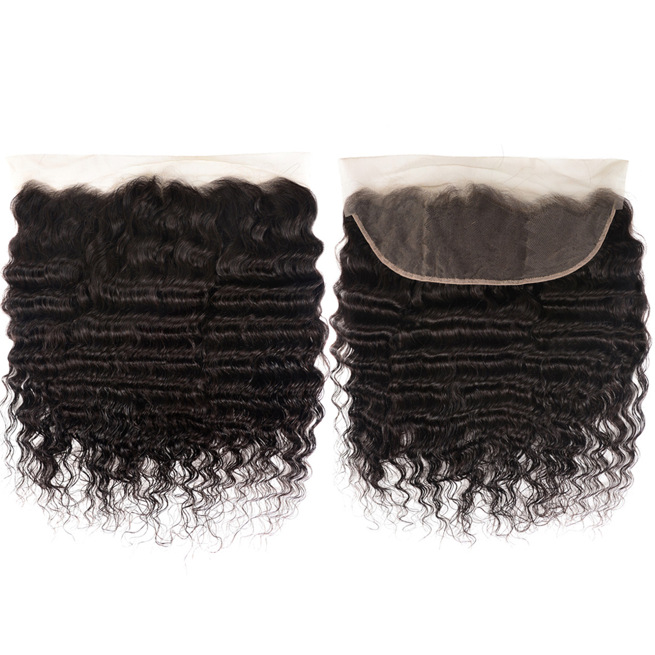 H8415ca87d1de437f95e78e40e12aefd9k Shuangya Hair Loose Deep Wave Bundles With Frontal Brazilian Hair Weave Bundles With Closure Remy Hair Frontal With Bundles