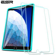 2pcs ESR Tempered Glass for iPad 7 Generration 10.2 2019 Air 3 iPad Pro 10.5 Screen Protector 9H Glass Film for iPad 7th Air 3 - DISCOUNT ITEM  40% OFF All Category