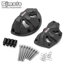 цена на 2020 Motorcycle ZX 10R Engine Protective Cover Guard Set For Kawasaki ZX-10R ZX10R 2011 2012 2013 2014 2015 2016 2017 2018 2019