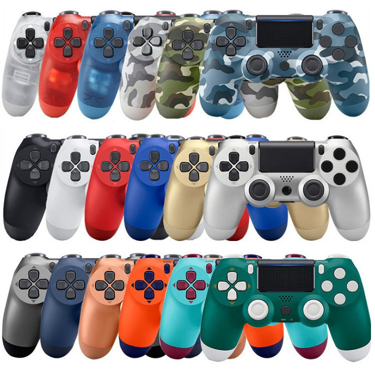 Bluetooth Wireless Joystick for PS4 Controller Fit For mando ps4 Console For Playstation Dualshock 4 Gamepad For PS4 Console title=
