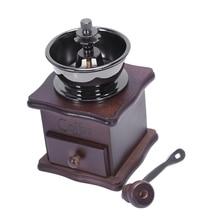 цена на Manual Coffee Grinder, Hand Coffee Beans Grinding Machine, Hand Coffee Burr Mill,Manual Bean Grinder