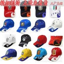 Бейсбольная кепка для фанатов в стиле колледжа, шляпа для защиты от солнца, шляпа с вышивкой