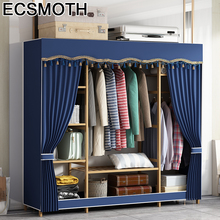 Penderie Chambre Rangement Garderobe Ropa Home Dresser For Mobili Armario Closet Mueble Bedroom Furniture Guarda Roupa Wardrobe