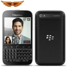 Blackberry Q20 Klassische Original 3,5 Zoll Dual Core 16GB ROM 2GB RAM 4G LTE 8MP Bluetooth WIFI entsperrt Smartphone