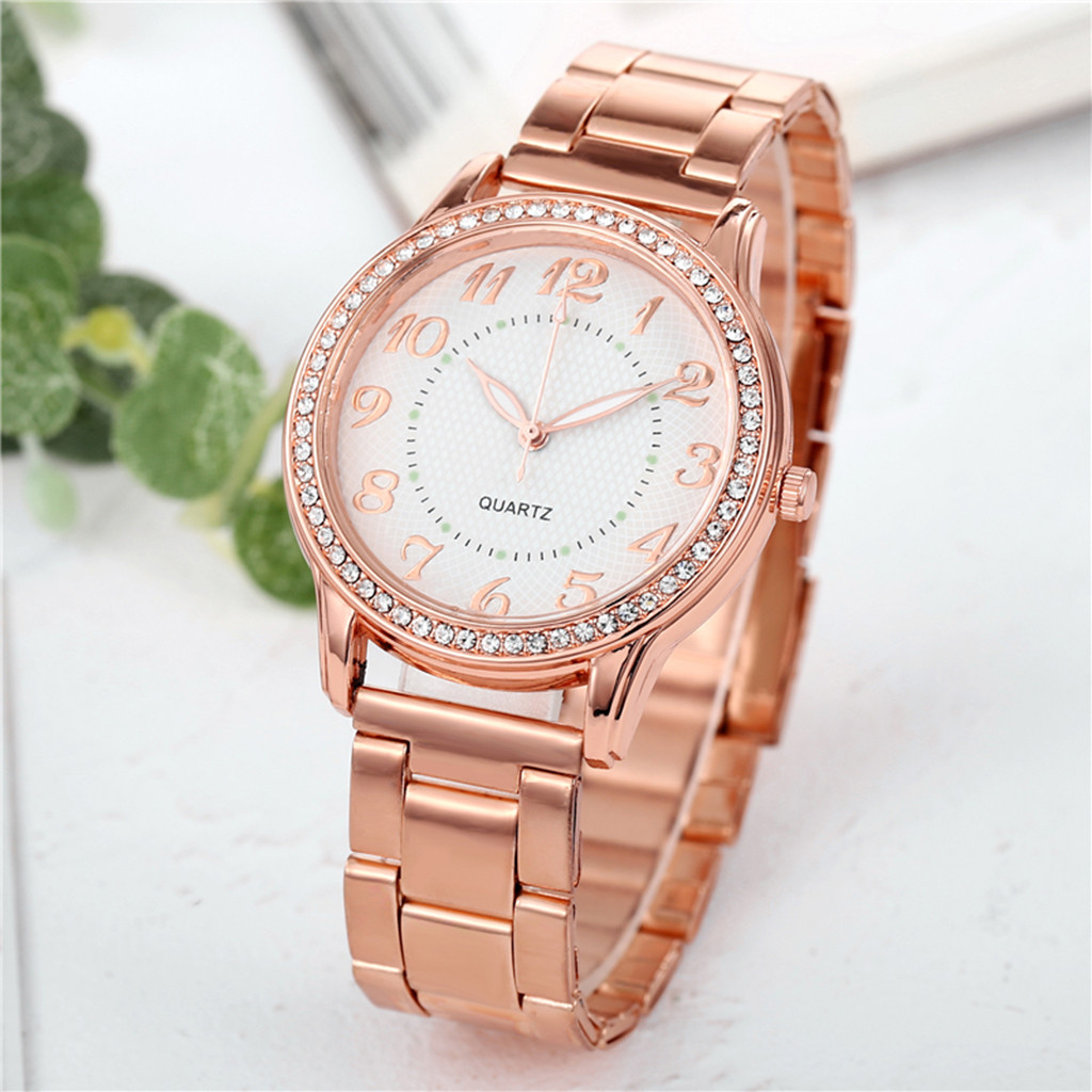 Woman watch Luxury Watches Quartz Watch Stainless Steel digital Dial Casual Bracele Watch fashion часы женские наручные