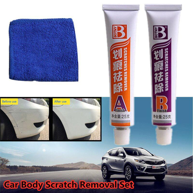 Auto Body Compound Polishing Care Wax Set Car Body Scratch Removal Set Repair Kits Scratches Wax Car Maintenance Products|Painting Pens| |  - title=