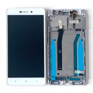 "Image 5 - 5.0""Original M&Sen For Xiaomi Redmi 3 Redmi 3S Redmi 3 Pro LCD Screen Display+Touch Panel Digitizer Frame For Redmi 3X Lcd"