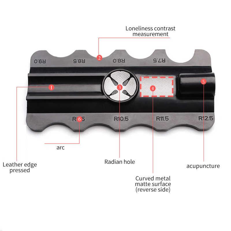 プールのキューヒントツール多機能ビリヤードアクセサリースヌーカーのヒント修理キットベラシェイパータッパー 5 in1 高実用性